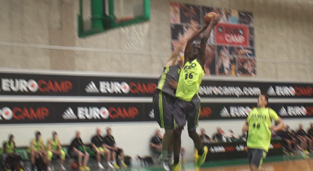 Post image for Clint Capela Serves Up a FACIAL at adidas EUROCAMP 2013!