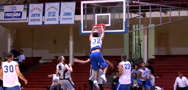 Post image for Drew Gordon Dunks All Over Jeremy Lin's Back at the SF Pro-Am!