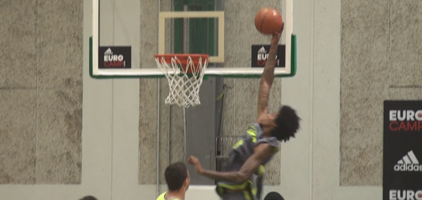 "Post image for Lucas ""Bebe"" Nogueira Impresses on Day 1 at adidas EUROCAMP!"