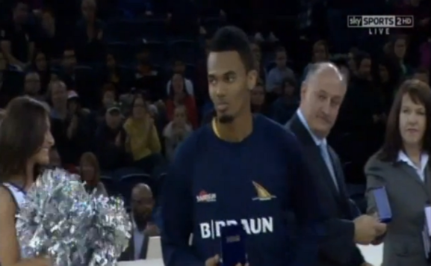 Nick Lewis Season Highlights with Sheffield Sharks!