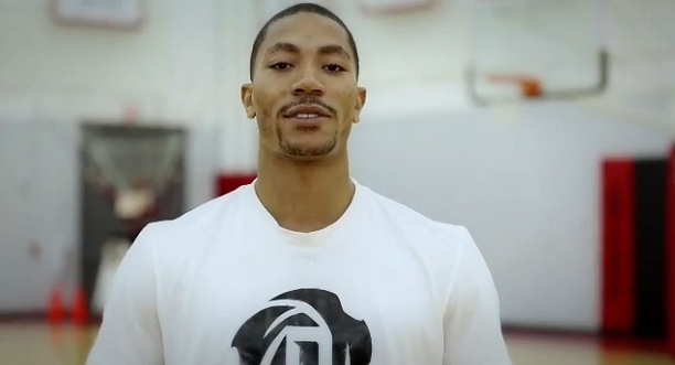 Derrick Rose in London