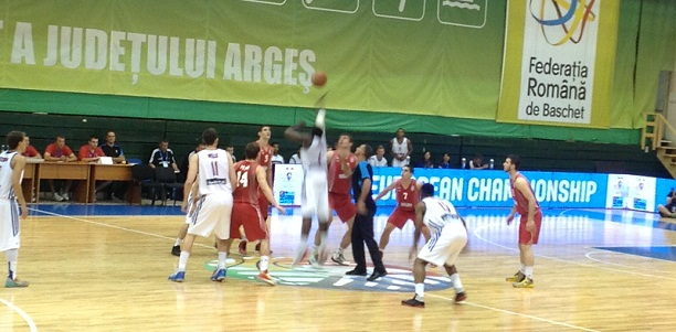 GB U20s vs Hungary Tip Off