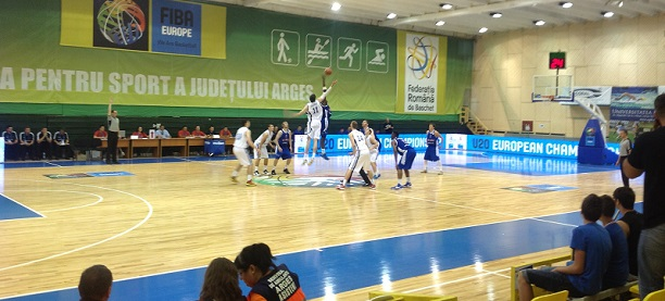 GB u20s vs Slovak Republic