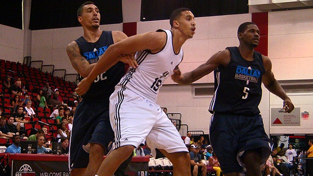 Ryan Richards NBA Summer League