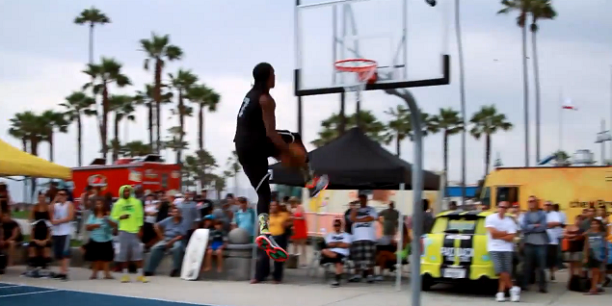Werm Venice Basketball League Dunk Contest