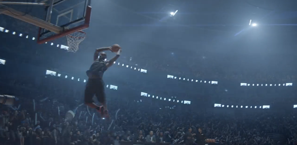 pretty nice 5f220 627c4 LeBron James Stars in Nike Commercial – Just Do It — Possibilities