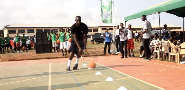 Pops Mensah-Bonsu in Ghana