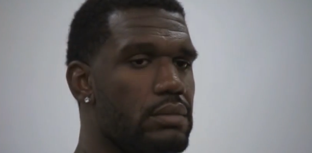 Former number one draft pick, Greg Oden