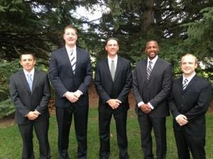 Chris Haslam Montana State University coaching staff