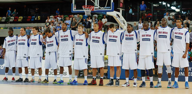 GB Basketball National Anthems