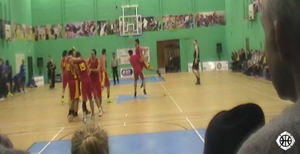 Nick Crowder Huddersfield Heat Buzzer Beater