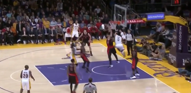 Post image for Nick Young's Missed 360 Highlights Shaqtin' A Fool!