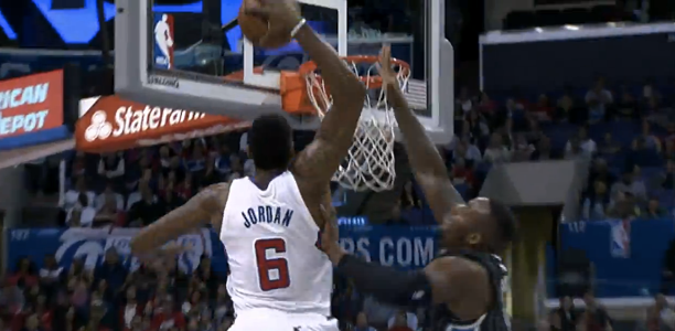Post image for Blake Griffin & DeAndre Jordan Have a DUNK FEST vs Orlando!
