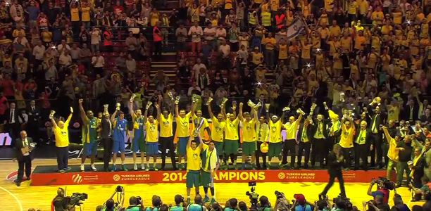 Post image for Maccabi Take the Euroleague Crown in OT – Tyrese Rice Takes Over, Top 5 Plays!