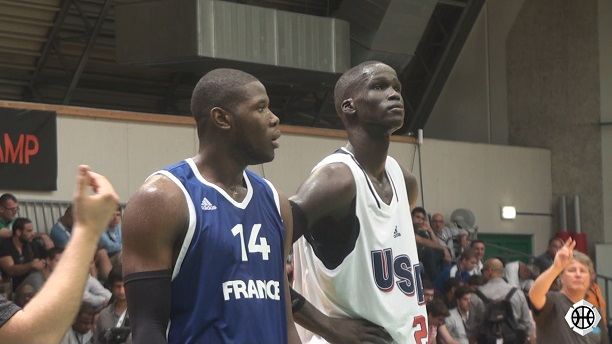 Post image for Thon Maker Battles Mouhammadou Jaiteh at adidas EUROCAMP on Day 1!