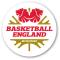 Basketball-England-Logo