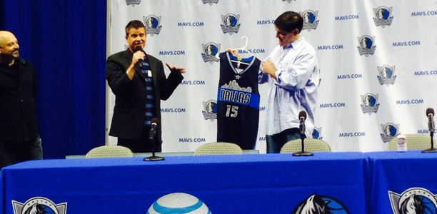 f66edfb312e5 Dallas Mavericks Unveil 2015-16 Fan-Created Alternate Jerseys ...