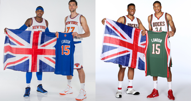Tickets for NBA Global Games London 2015 to Go on Sale ...