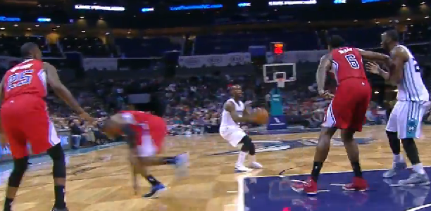 6c2933da3465 Kemba Walker Hits CP3 with the Crossover and Drains the Jumper!