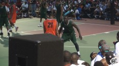 Kevin Durant vs Pops Mensah-Bonsu