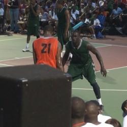 Kevin Durant vs Pops Mensah-Bonsu