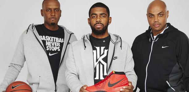 c5225cb7735 Nike Launch Kyrie Irving s First Signature Shoe  KYRIE1  - Hoopsfix.com