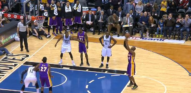Kobe Bryant Passes MJ