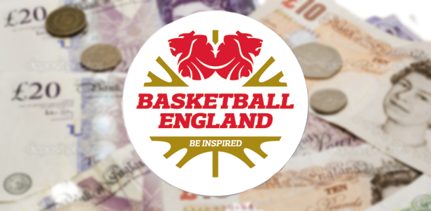 Basketball-England-Funding
