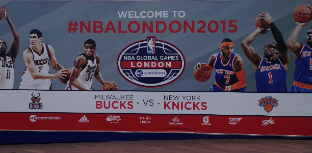 Bucks v Knicks London