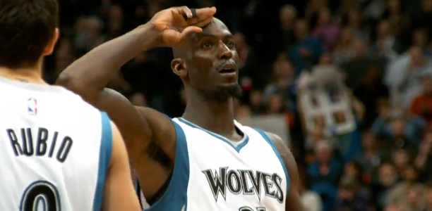 Kevin Garnett Return