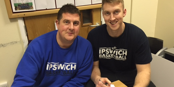Leigh Greenan Ipswich