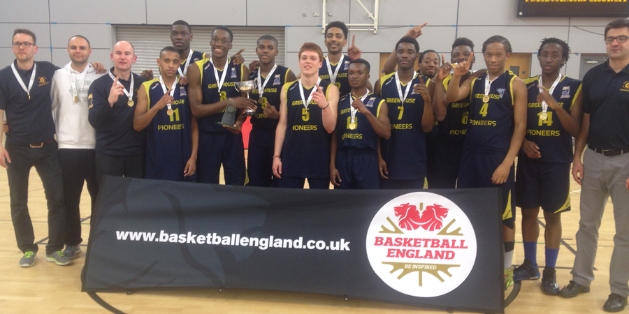 London Greenhouse Pioneers 2015 U18 Champions
