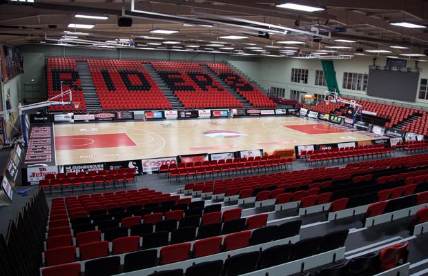 Leicester Riders Open New Purpose Built Basketball Facility - Hoopsfix.com