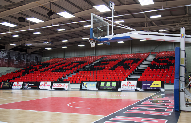 Leicester Riders Basketball Facility
