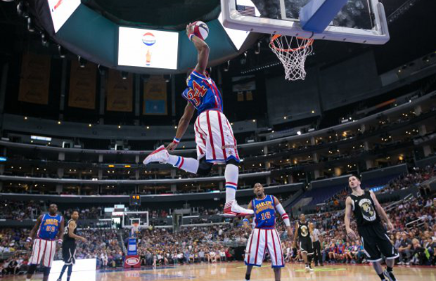WIN: A Pair of Tickets to See The Harlem Globetrotters at ...