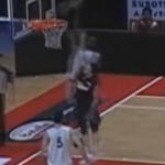Carl Wheatle ('98) Serves Up Big Poster vs Italian Rivals Casales!