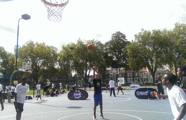 Ball Out' Partners with FIBA for 3x3 World Tour Spot