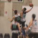 David Michineau Serves Up Nasty Dunk at adidas EUROCAMP 2016!