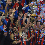 Matthew Bryan-Amaning Wins Another Championship as San Lorenzo Complete Finals Sweep