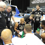 Newcastle Eagles to Welcome European Sides for Pre-Season Tournament