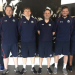 Jesse Sazant Steps Down as England U15s Head Coach