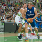 Clark Return Not Enough to Prevent GB Loss to Slovenia
