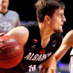 Elvisi Dusha Makes Albania's Final Squad for EuroBasket Qualifiers