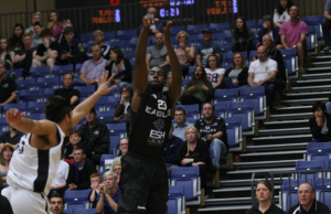 Orlan Jackman Newcastle Eagles