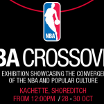 """NBA Crossover"" Cultural Exhibition in Shoreditch Announced"