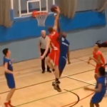 Jay Carter ('99) Drops the Hammer for Reading Rockets