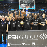 Newcastle Eagles Secure Historic Cup 3-Peat