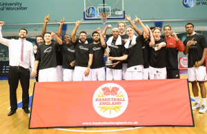 Team Northumbria 2017 National Cup Winners
