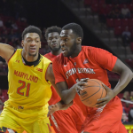 Akwasi Yeboah Earns Place in America East All-Rookie Team