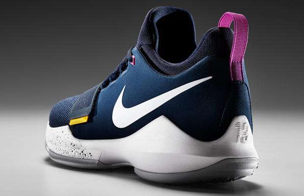 Nike PG 1 Rear